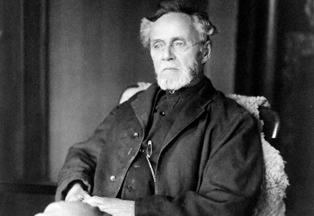 Dr. Andrew Taylor Still, 1914